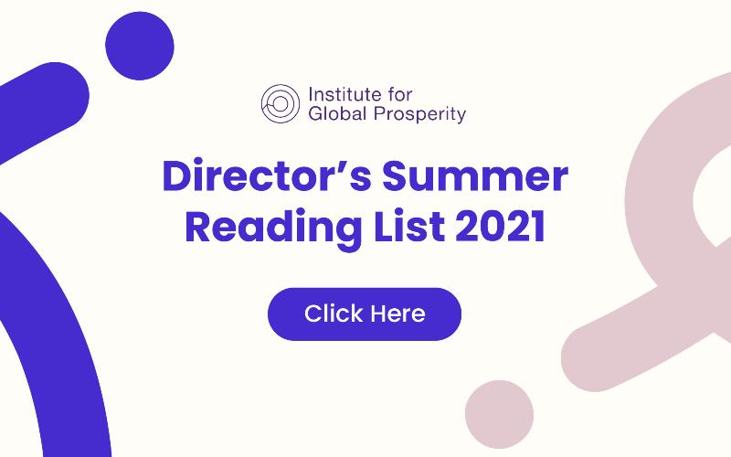 Director's Summer Reading List